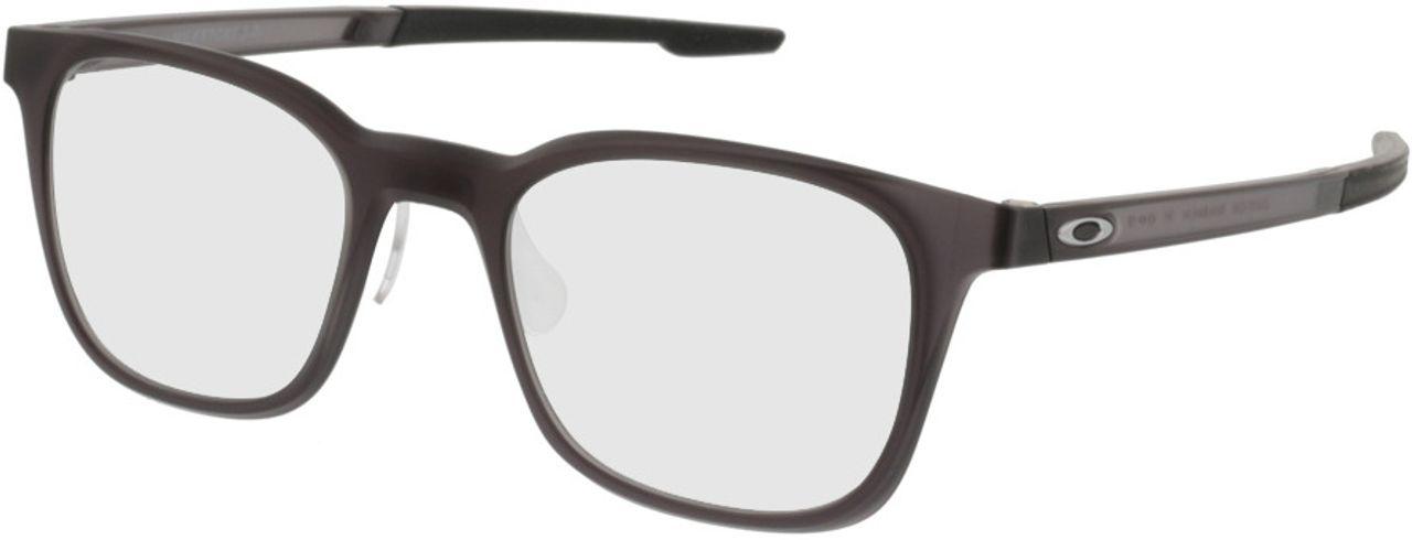 Picture of glasses model Oakley Milestone 3.0 OX8093 02 49-19 in angle 330