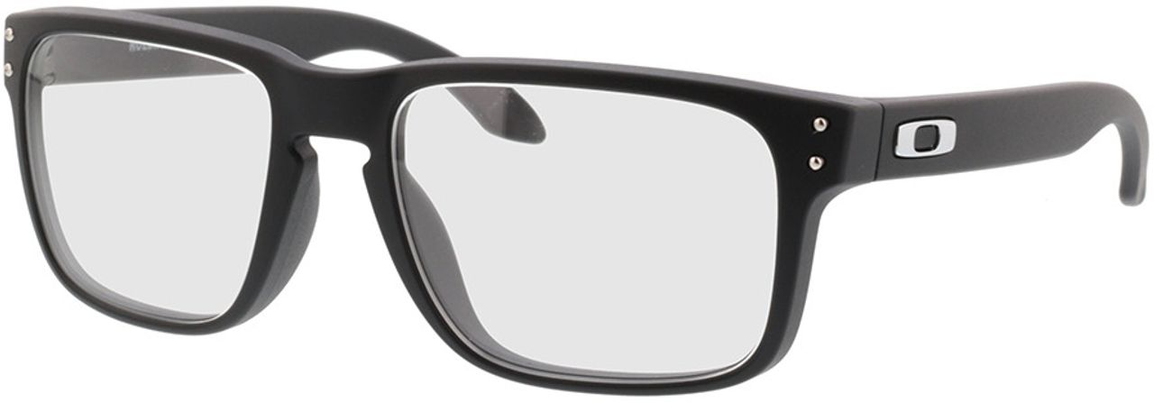 Picture of glasses model Oakley Holbrook Rx OX8156 01 54-18 in angle 330