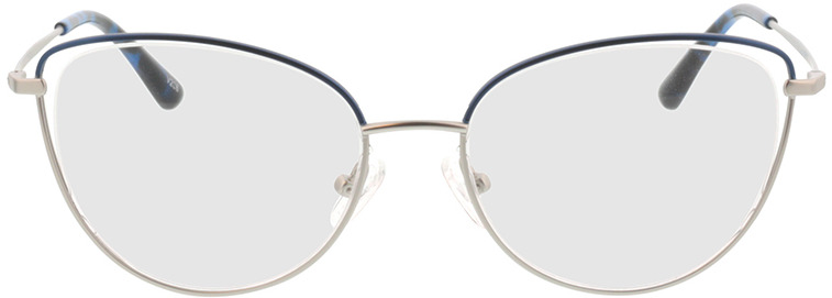 Picture of glasses model Juna-silber/blau in angle 0