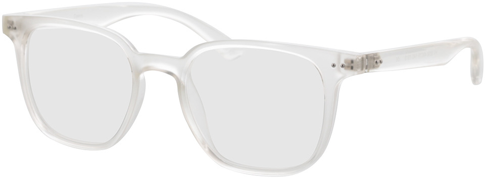 Picture of glasses model Castro-transparent in angle 330
