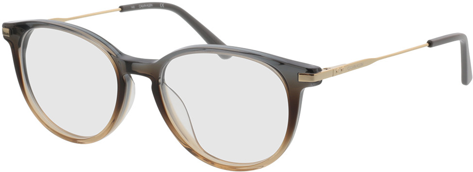 Picture of glasses model Calvin Klein CK19712 027 51-17 in angle 330