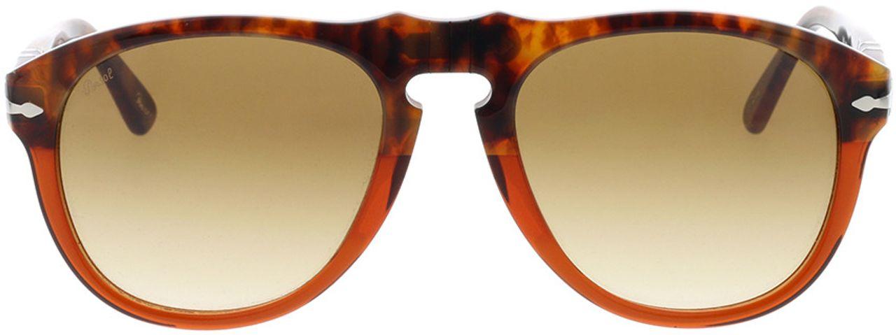 Picture of glasses model Persol PO0649 112151 54-20 in angle 0