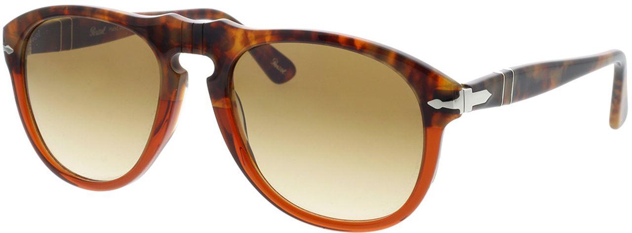 Picture of glasses model Persol PO0649 112151 54-20 in angle 330