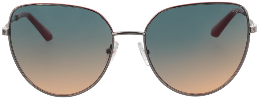 Picture of glasses model Guess GU7784 08B 59-17 in angle 0