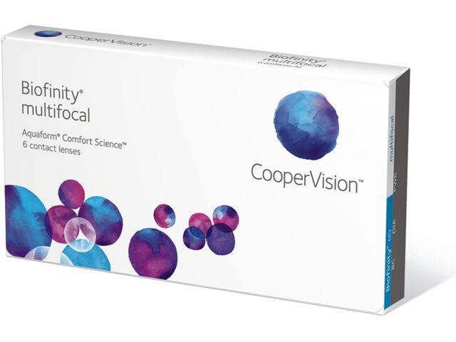Biofinity Multifocal 6er Box (N)
