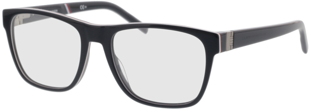 Picture of glasses model Tommy Hilfiger TH 1819 PJP 55-18 in angle 330