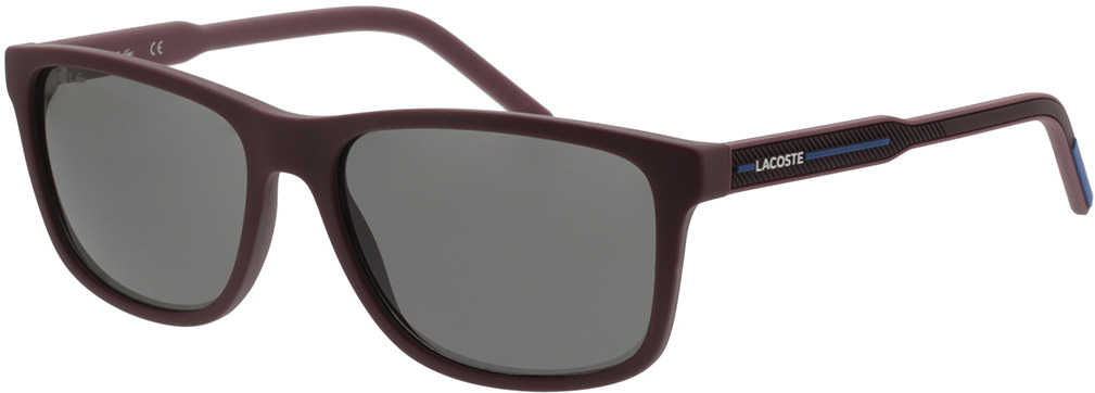Picture of glasses model Lacoste L931S 604 56-16 in angle 330