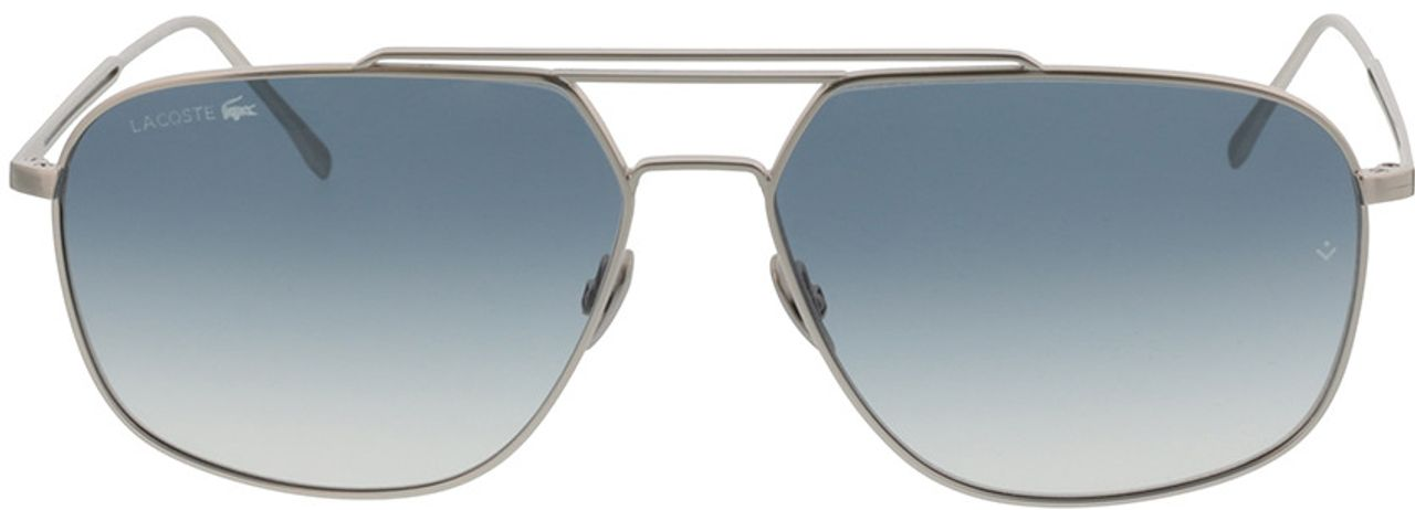 Picture of glasses model Lacoste L218SPC 045 60-14 in angle 0