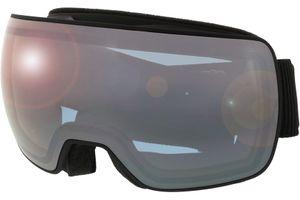 Skibrille Compact FM black matt