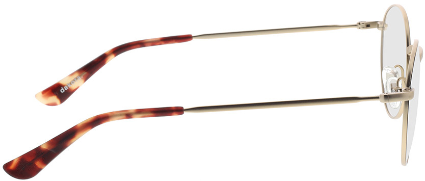 Picture of glasses model Superdry SDO Dakota 004 black 49-20 in angle 90