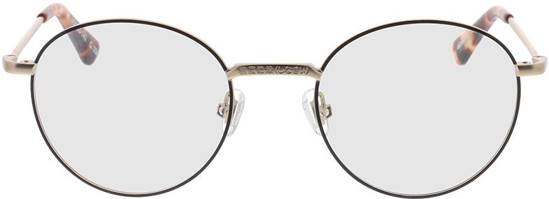 Picture of glasses model Superdry SDO Dakota 004 black 49-20 in angle 0