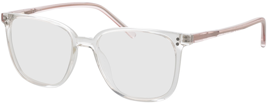 Picture of glasses model Lamesa-transparent/pink-transparent in angle 330
