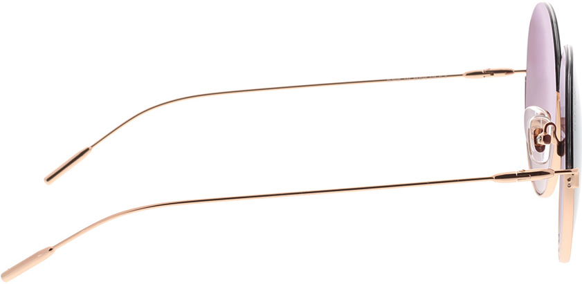 Picture of glasses model Bolon BL7106 A31 58-15 in angle 90