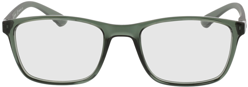 Picture of glasses model Calvin Klein CK19571 329 52-19 in angle 0