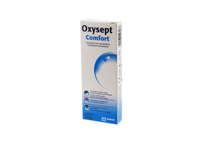 Oxysept Comfort Vitamin B Tabletten 12