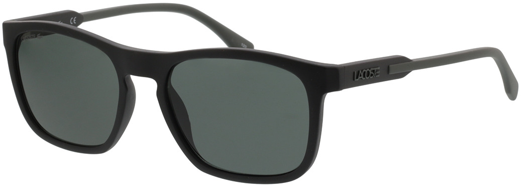Picture of glasses model Lacoste L604SND 002 54-18 in angle 330