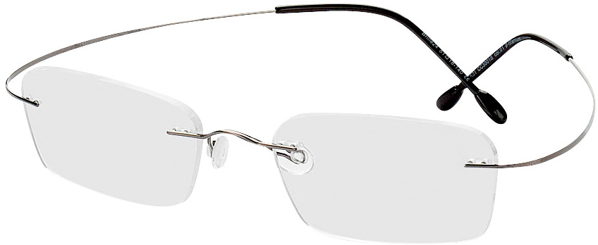 Picture of glasses model Mackay grey in angle 330