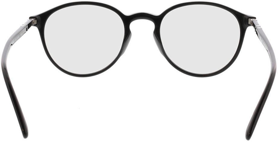 Picture of glasses model Persol PO3218V 95 51-21 in angle 180