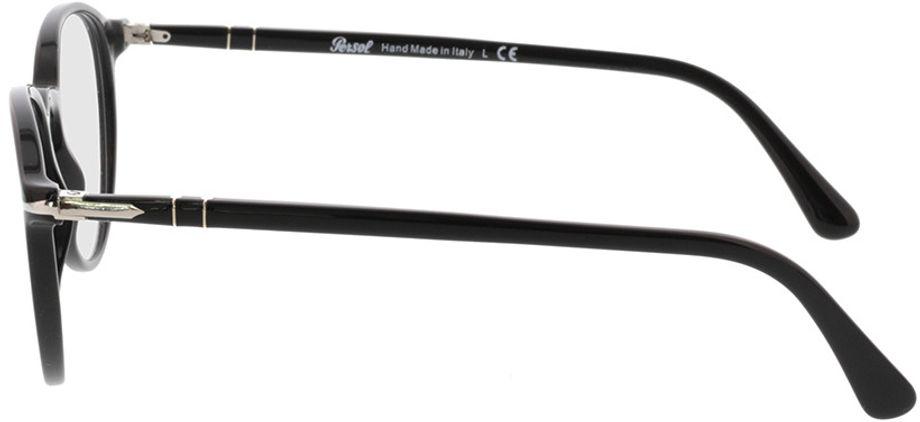 Picture of glasses model Persol PO3218V 95 51-21 in angle 270