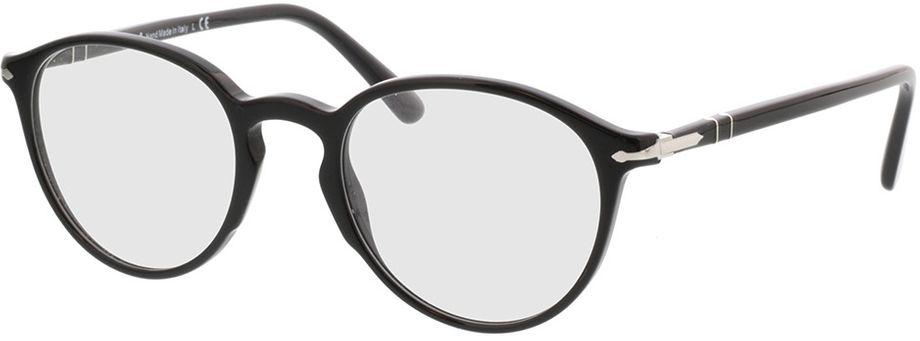 Picture of glasses model Persol PO3218V 95 51-21 in angle 330