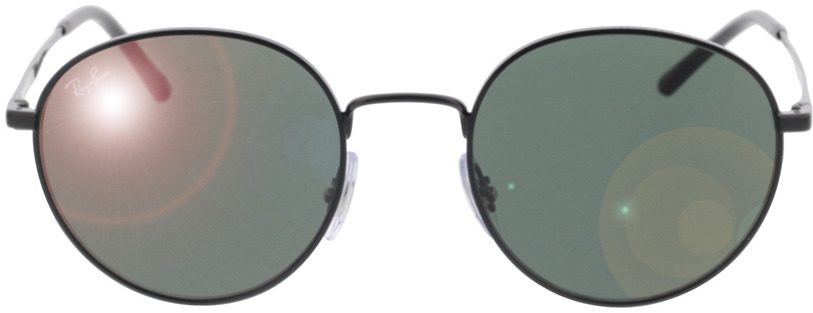 Picture of glasses model Ray-Ban RB3681 002/71 50-20 in angle 0
