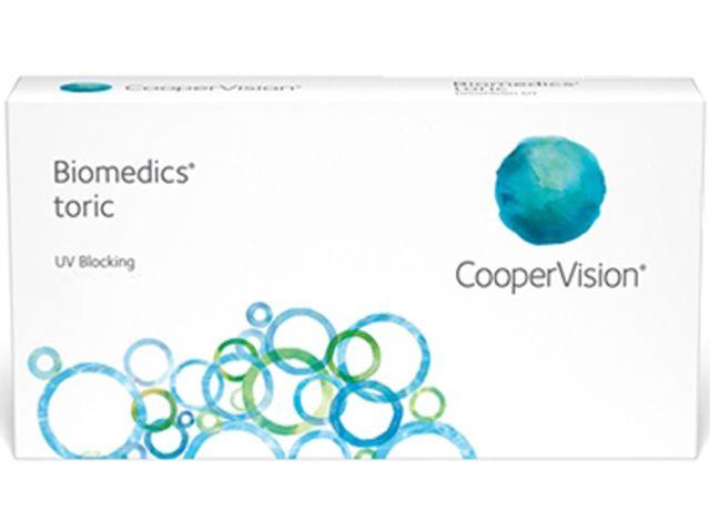 Biomedics Toric 6er Box