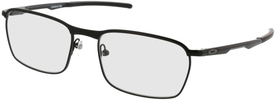 Picture of glasses model Oakley Conductor OX3186 01 52-17 in angle 330