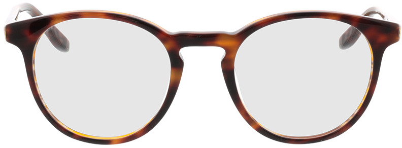 Picture of glasses model Viola-braun-meliert in angle 0