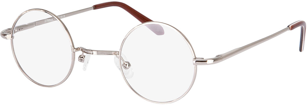 Picture of glasses model Cary Goud in angle 330