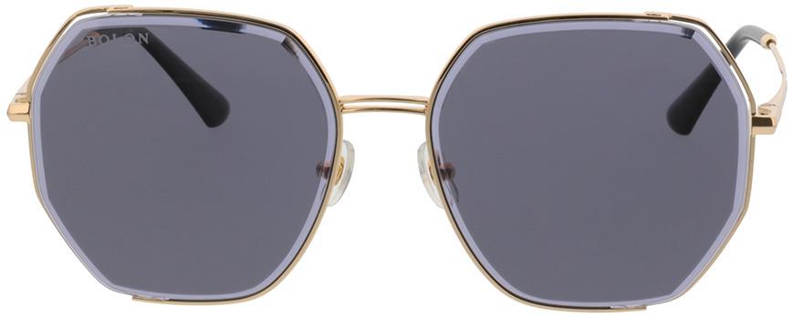 Picture of glasses model Bolon BL7128 C60 58-17 in angle 0