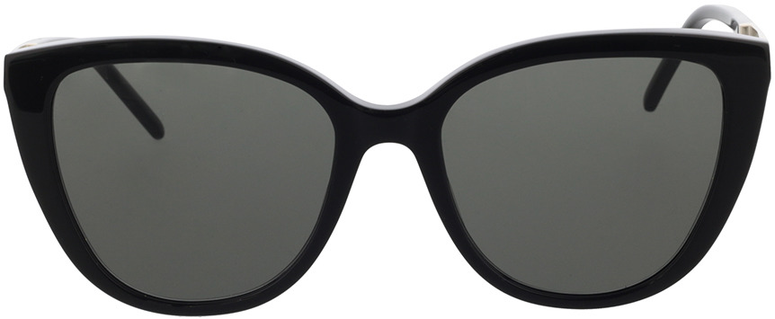 Picture of glasses model Saint Laurent SL M70-002 55-18 in angle 0