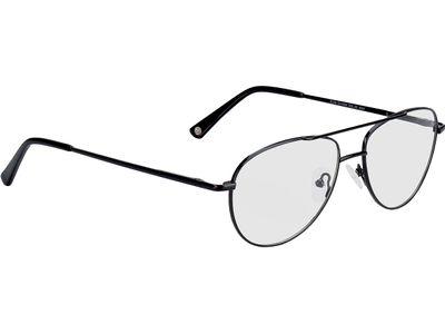 Brille Glendale-schwarz