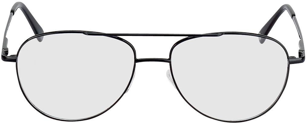 Picture of glasses model Glendale preto in angle 0