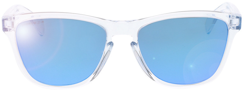 Picture of glasses model Oakley Frogskins XS OJ9006 15 53-16 in angle 0