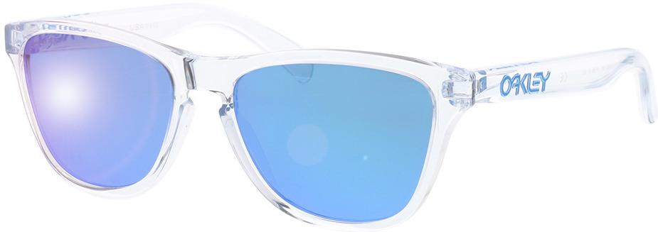 Picture of glasses model Oakley Frogskins XS OJ9006 15 53-16