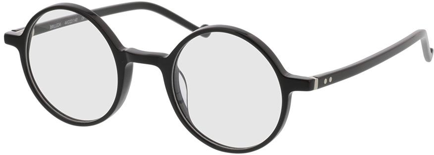 Picture of glasses model Torello-schwarz in angle 330