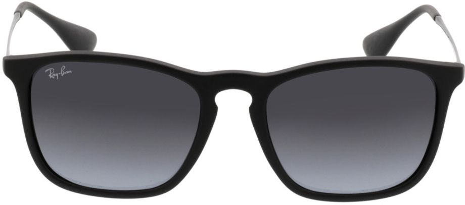 Picture of glasses model Ray-Ban Chris RB 4187 622/8G 54-18 in angle 0