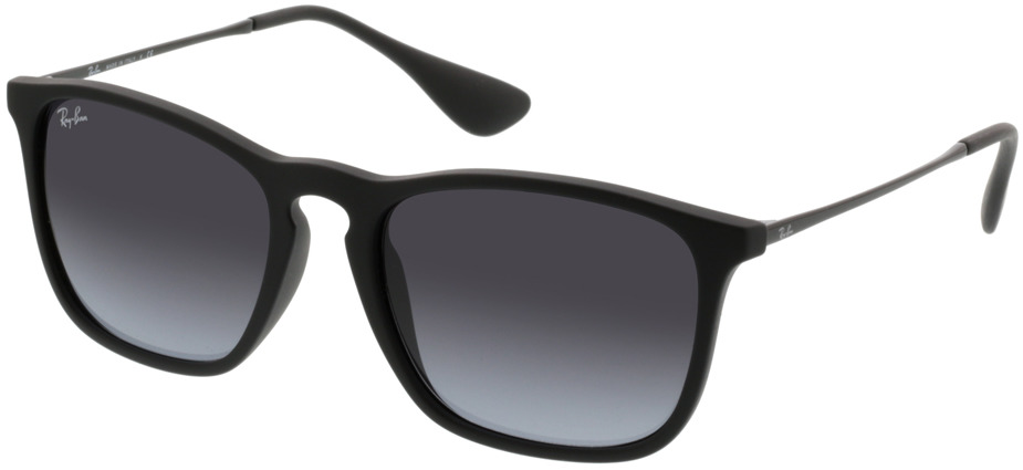 Picture of glasses model Ray-Ban Chris RB4187 622/8G 54-18