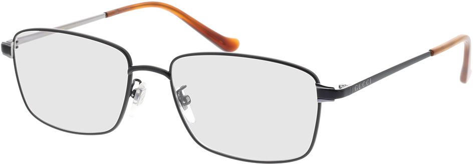 Picture of glasses model Gucci GG0576OK-004 56-17 in angle 330