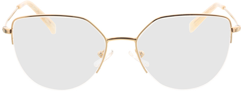 Picture of glasses model Garda-or in angle 0