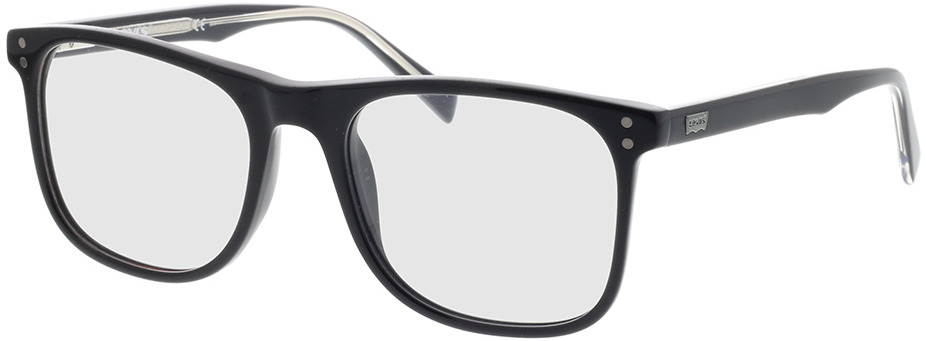 Picture of glasses model Levi's LV 5004 807 52-18 in angle 330