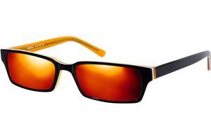 Capuno-schwarz/orange