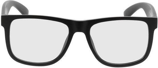 Picture of glasses model New Orleans-black in angle 0