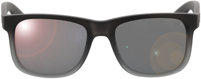 Picture of glasses model Ray-Ban Justin RB4165 852/88 51-16 in angle 0