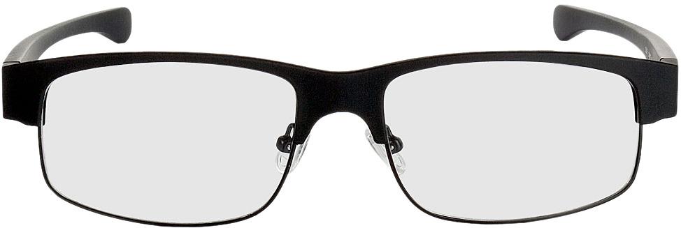 Picture of glasses model Sao Paulo-schwarz in angle 0