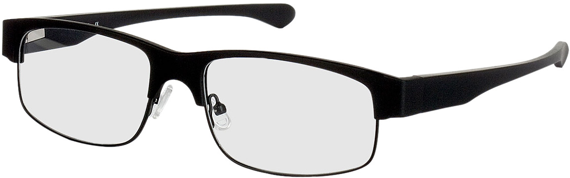 Picture of glasses model Sao Paulo-schwarz in angle 330
