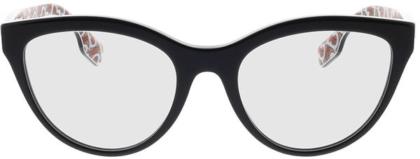 Picture of glasses model Burberry BE2311 3824 53-19 in angle 0
