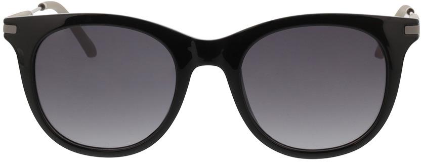 Picture of glasses model Calvin Klein Jeans CKJ19701S 002 50-20 in angle 0