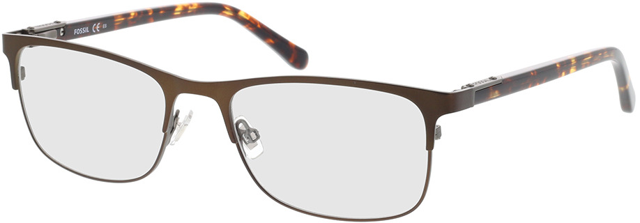 Picture of glasses model Fossil FOS 7077 09Q 54-18 in angle 330