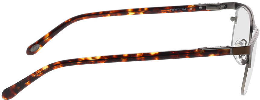 Picture of glasses model Fossil FOS 7077 09Q 54-18 in angle 90